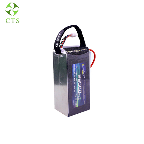 High discharge rate battery